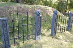 Best Halloween Cemetery Gates Arches And Entrances