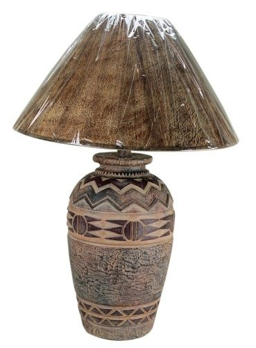 Traditional Southwestern Table Lamp