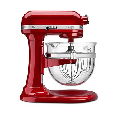 KitchenAid Pro 600 Stand Mixer with Glass Bowl #KF26M22 | Bloomingdale's