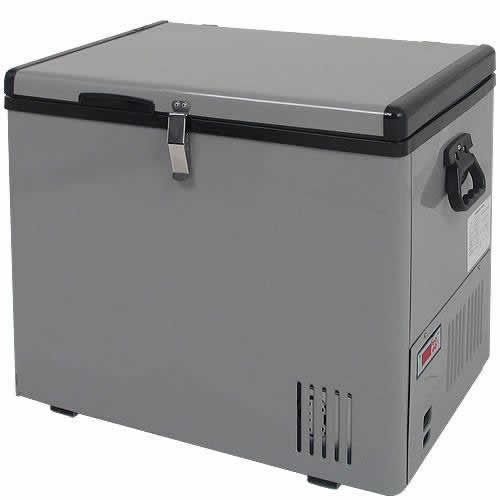 EdgeStar 43 Quart 12V DC Portable Fridge/Freezer - Grey