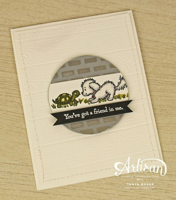 Tinkerin In Ink with Tanya: Stamp Review Crew: Bella & Friends