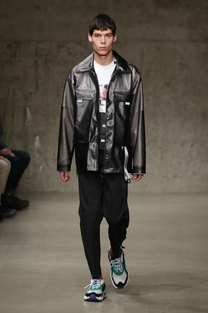 Li-Ning Fall-Winter 2018-2019 - New York Fashion Week