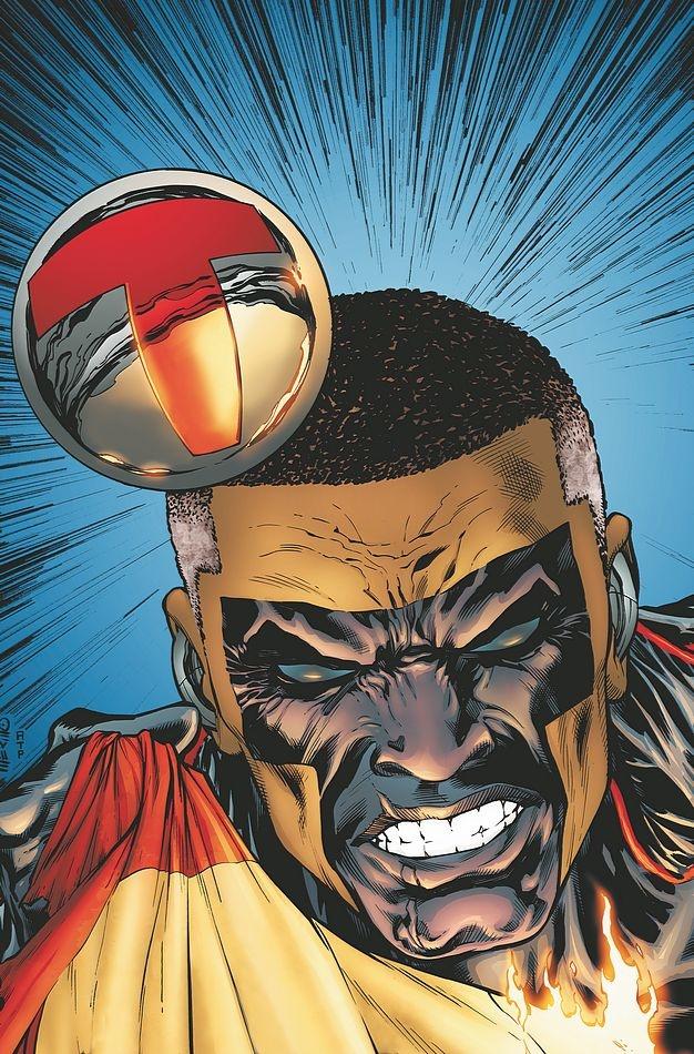 Mr. Terrific: Justice Society Of America #38