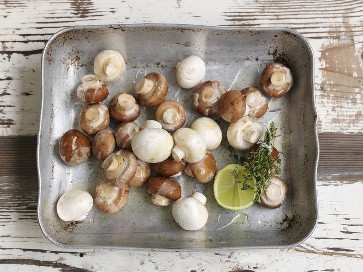 Learn more ways to blend mushrooms into your meals with these recipes & tips.