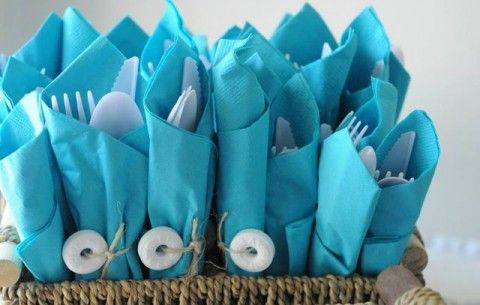 35 Cool Beach Bridal Shower Ideas | HappyWedd.com                                                                                                                                                                                 More