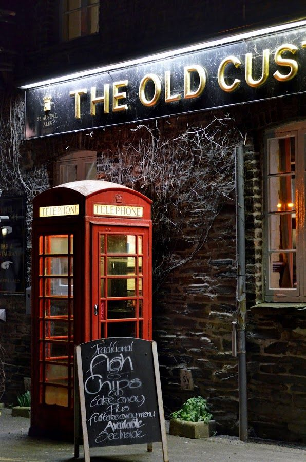 Old Custom House Inn, Padstow, Cornwall, England