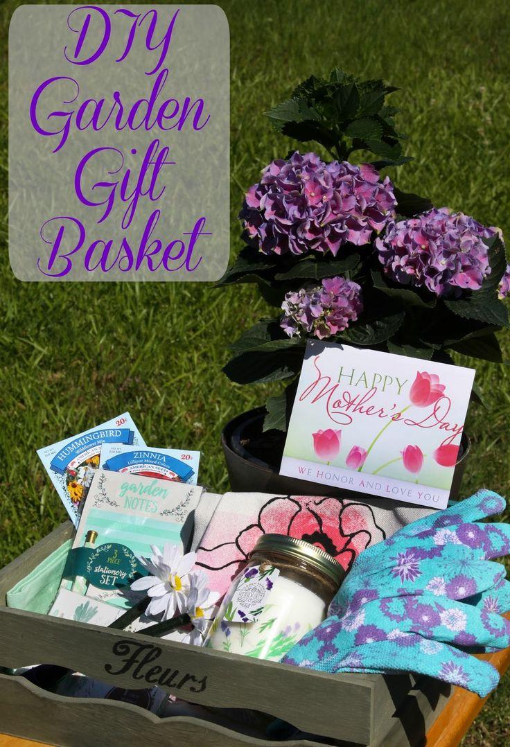 Diy Garden Essential Oils Gift Baskets For Mother 39 S Day