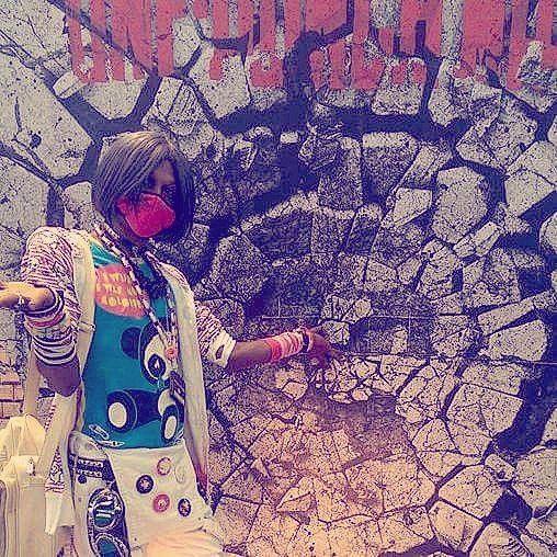 #japanexpo #cosplay #otaku #onepunchman #wall #kawaii #japanesefashion #neopunk #pink #iger #instaotaku #animenerd #instakawaii #instacosplay #instapink #breakthewall