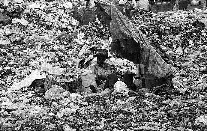 Retrospectiva: antes y después del basuro de Navarro de Cali | EL PAIS