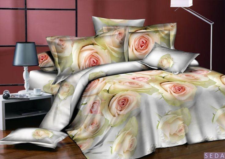 Постельное белье, поплин 3d, бежевое, арт. pl-03 Комплект бежевое - розовое постельное белье из поплина. Эффект 3d. Рисунок: цветы, розы, природа. 4 размера - комплектации. Выберите нужный Вам размер и положите его в Вашу корзину!