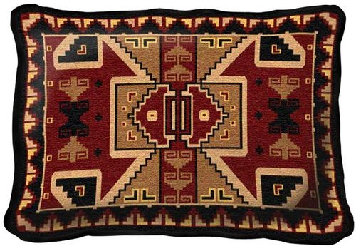 Paraguay Tapestry Pillow