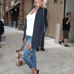 "<p>Heather wrote, ""I just saw this photo of Nene Leakes at her birthday party and felll in love with this coat…"" ""… do you know where I could purchase it?"" Nene Leakes did it up for her birthday in destroyed jeans, Christian Louboutin spiked pumps, and a $6,490 Emilio Pucci cape coat. The intricate knit…</p>"