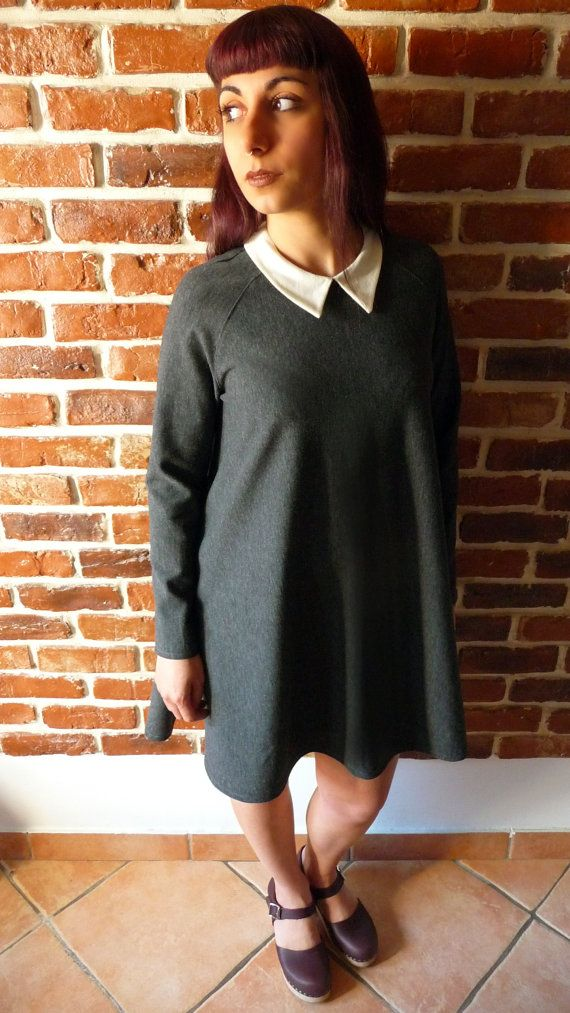Kansan sixties over dress di MisStufiSaraForlini su Etsy