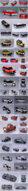 Ten Tiny Turbos