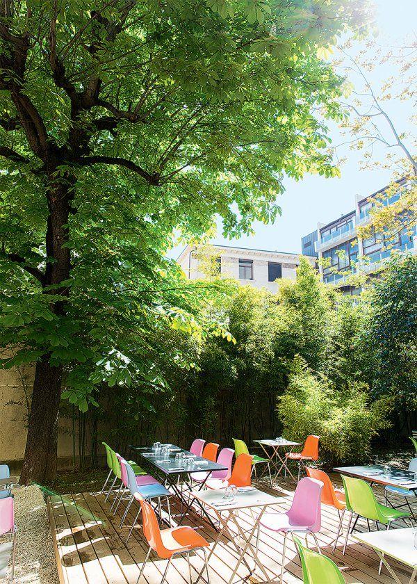 Jardin Montgrand à absolument voir sur Marseille !