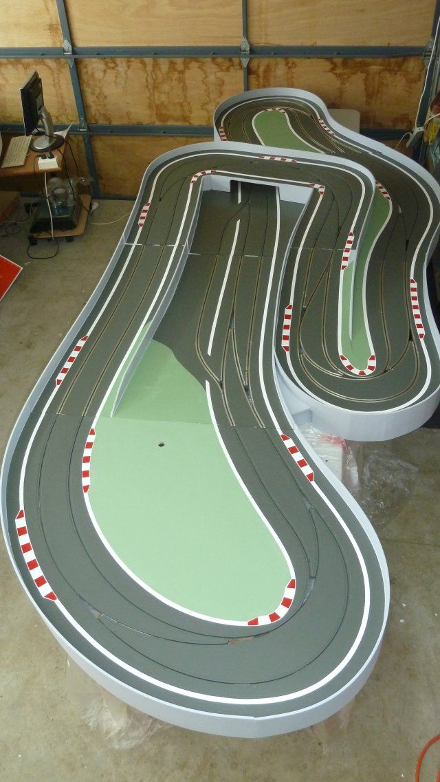 170 best images about slot  cars scenery track on