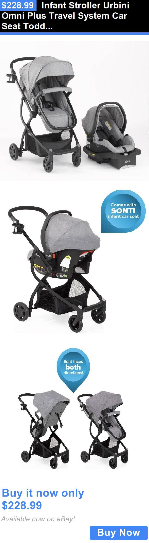 baby kid stuff Infant Stroller Urbini Omni Plus Travel