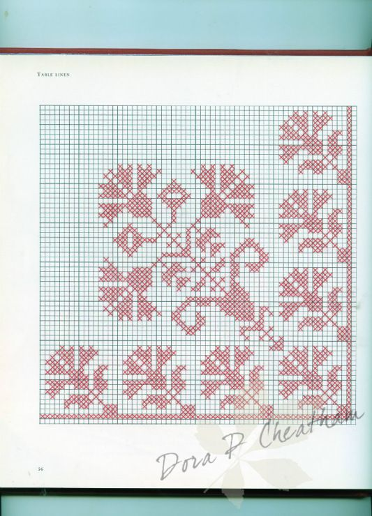 Gallery.ru / Фото #12 - Traditional Needle Arts - Cross Stitch - Dora2012