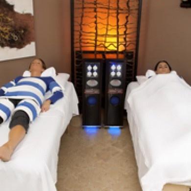 Dual Infrared Body Wrap Orlando