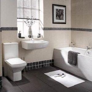 Bathroom Flooring Ideas Black