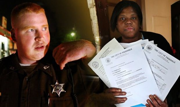 It might just be the most clear statistical documentation of police targeting African Americans yet. A small St. Louis suburb has just seen its police department increase ticketing African American families by 495% in order to raise revenue for their department. The St. Louis Post-Dispatch reports that the Institute for Justice's office has just filed a lawsuit alleging systemic racism by the...