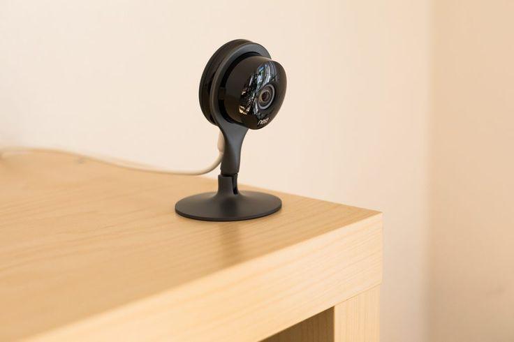 Nest Cam Indoor im Test https://www.housecontrollers.de/hausueberwachung/nest-cam-indoor-test/