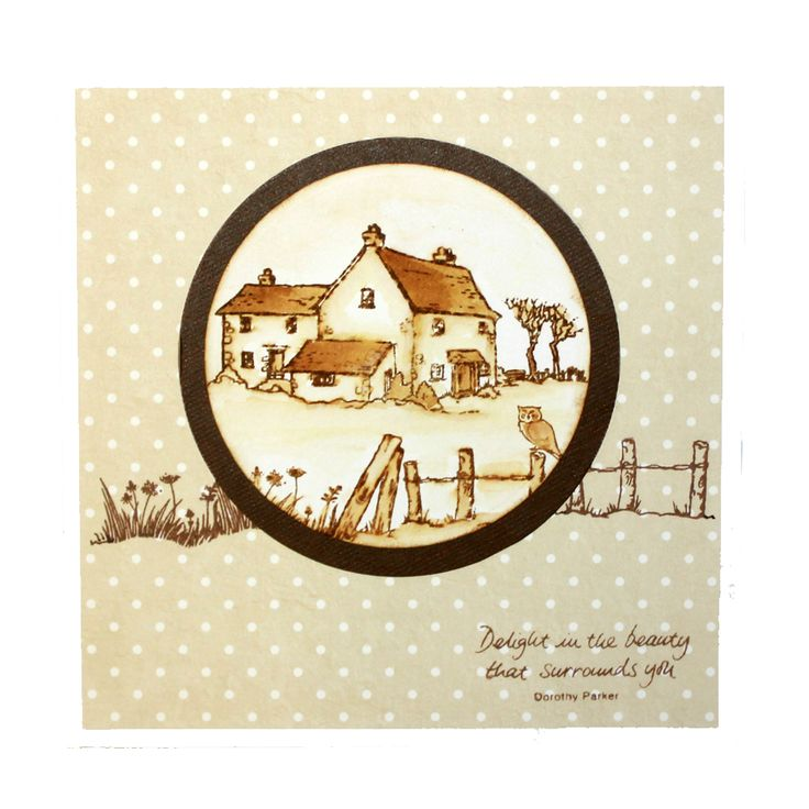 This is the gorgeous new Old Barn designed by Sharon Bennett for Hobby Art. Clear set contains 17 stamps. Overall size of set - 100mm x 260mm approx. All our clear stamps are made with photopolymer resin. This was the Monthly Special for February 2015. This Gorgeous card was made by Jenny Mayes