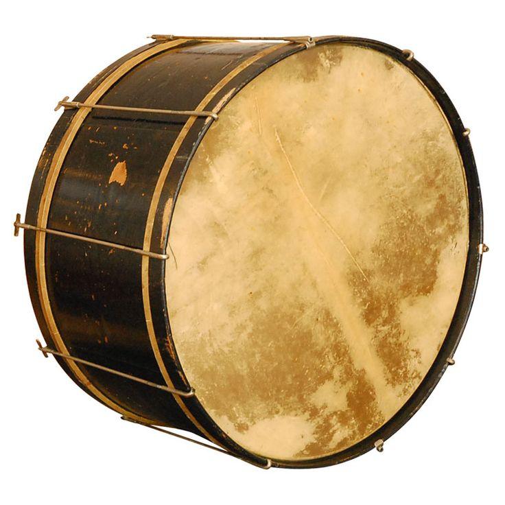 Vintage Bass Drum 1stdibs Com Vintage Drums Drums Drum And Bass
