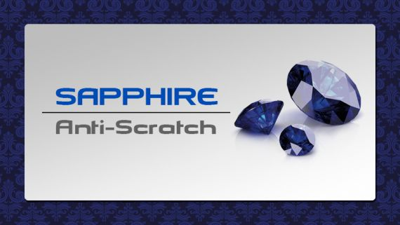 Derprosa is #SAPPHIRE, glueable, stampable and printable films, with the best scratch resistance on the market.