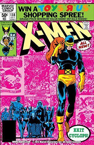 Uncanny X-Men (1963-2011) #138 by Chris Claremont