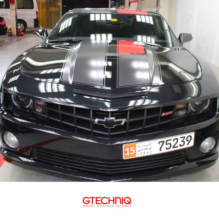 #Chevrolet #Camaro SS Protected By Gtechniq Stockist Gtech PROTECT THE  THINGS YOU LOVE .