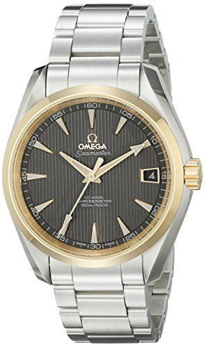 Omega Men's Swiss Automatic Stainless Steel Dress Watch, Color: Silver-Tone (Model: 23120392106004) https://www.carrywatches.com/product/omega-mens-swiss-automatic-stainless-steel-dress-watch-color-silver-tone-model-23120392106004/ Omega Men's Swiss Automatic Stainless Steel Dress Watch, Color: Silver-Tone (Model: 23120392106004)  #dresswatch #mensluxurywatches