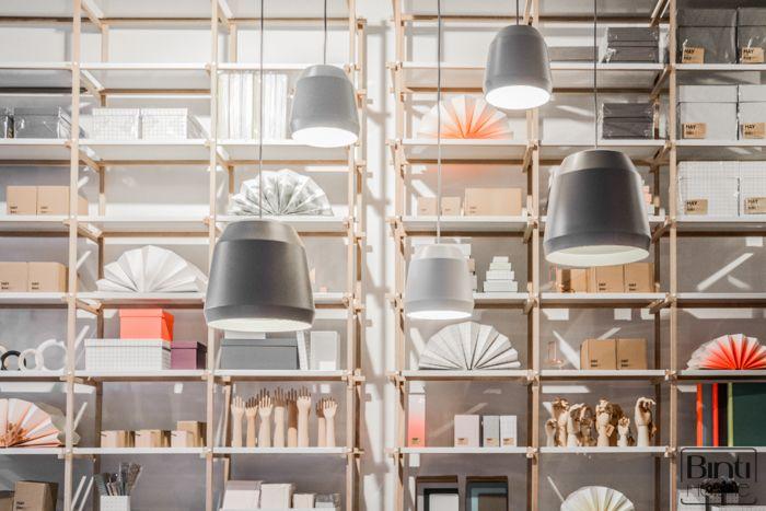 Binti Home Blog, Hay store Amsterdam, about a chair, danish design, lightyears,