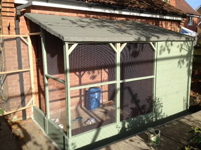 25 best ideas about rabbit run on pinterest cages for for Amazing rabbit cages
