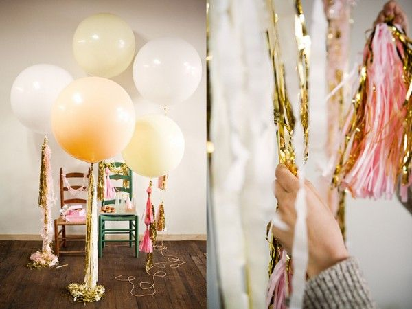 fabulous fun foil more streamers and round balloons ideas