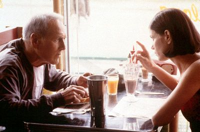 Paul Newman and Linda Fiorentino in USA Films' Where The Money Is ...