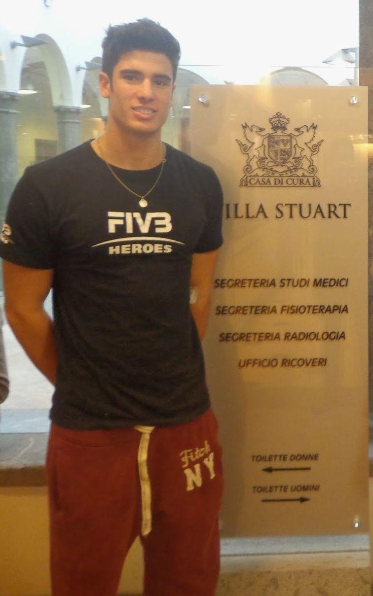 Beach Volley, rugby e basket: lo sport si cura a Villa Stuart