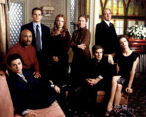 Everything Ends Six Feet Under: TV Series, Top Ten Tv Shows