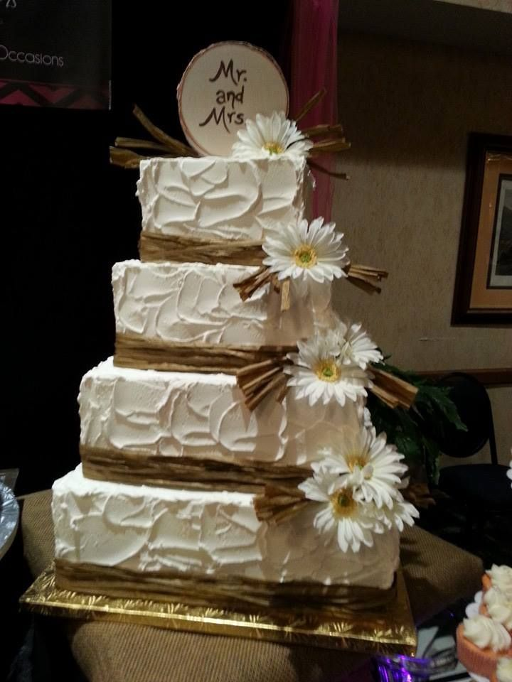 Wedding Cake Coffman Reynard Wedding Pinterest