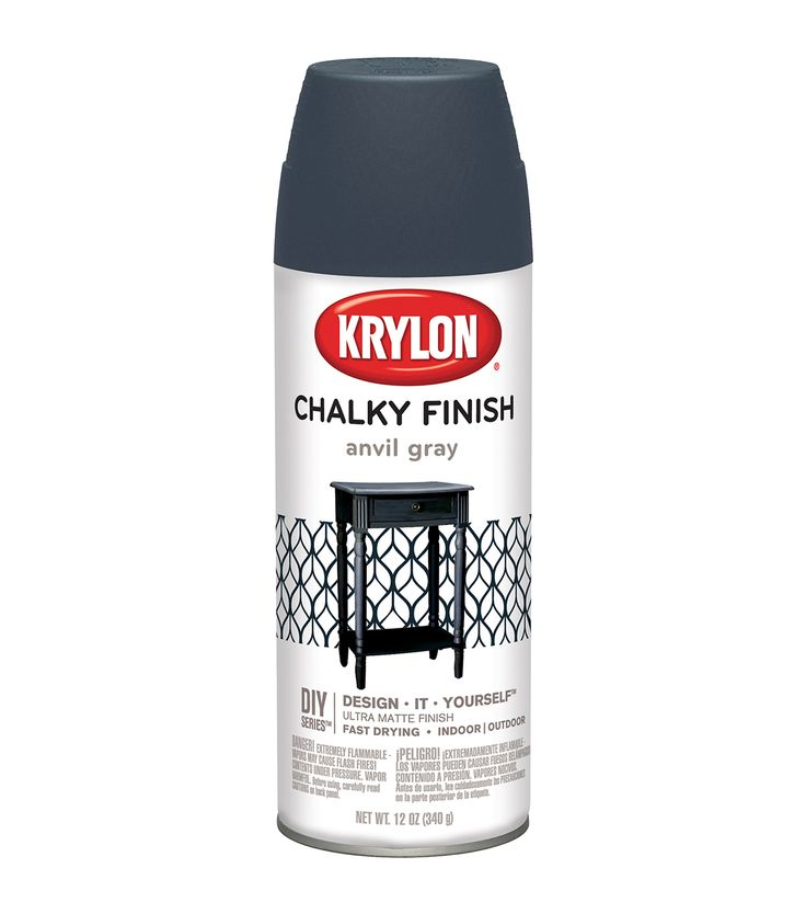 Chalky Finish Aerosol Spray Paint 12ozKrylon Chalky Finish, buy Waterfall which is teal, 6.99 sale to spray tall blue divider