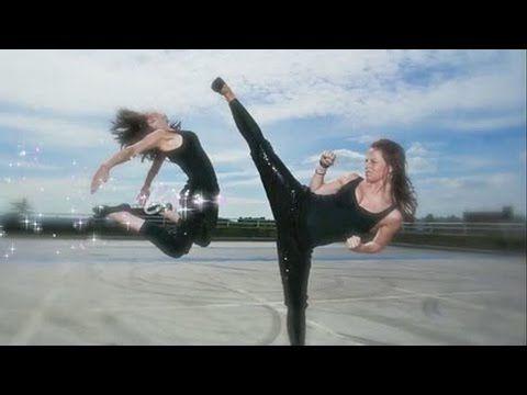 Убойные женские боевые искусства ✦ Женский экстрим ✦ SUPER GIRLS ✦ AWESOME female martial arts - YouTube