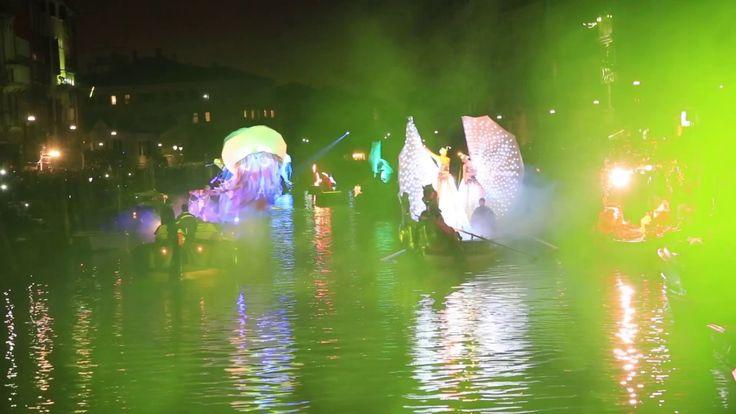 La Vanità degli Abissi - Grand Opening del Carnevale di Venezia 2017