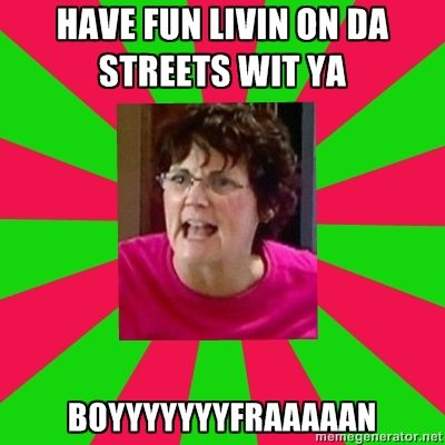 """i seeeen you with keeefa!"" couldn't resist posting this. yes, teen mom is one of my guilty pleasures."
