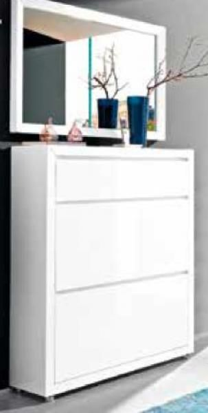 die besten 25 schuhschrank weiss ideen auf pinterest schuhregal holz schuhregal weinkisten. Black Bedroom Furniture Sets. Home Design Ideas
