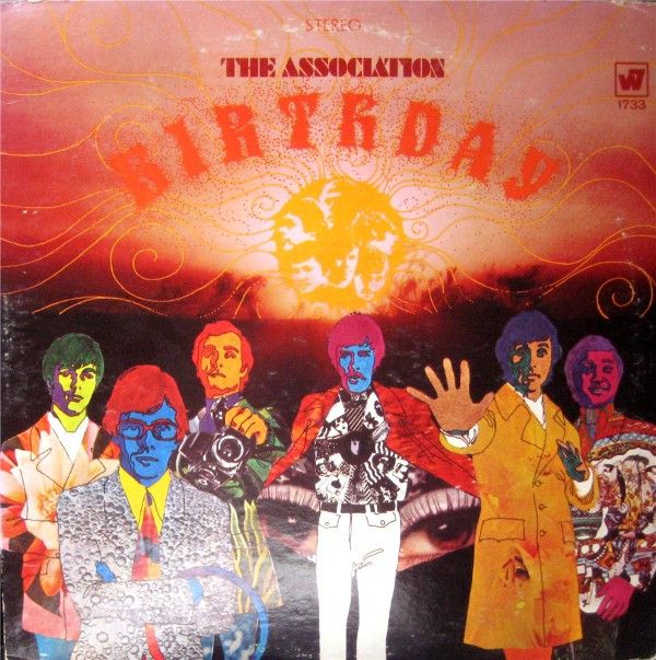 The Association - Birthday (Vinyl, LP, Album) at Discogs  1968