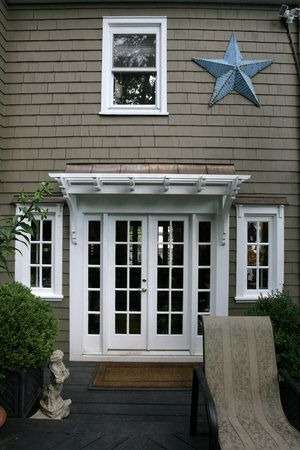 17 best images about back patio doors on pinterest for French doors back porch