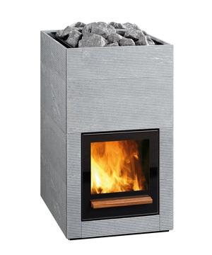 Hile Sauna stove by Tulikivi