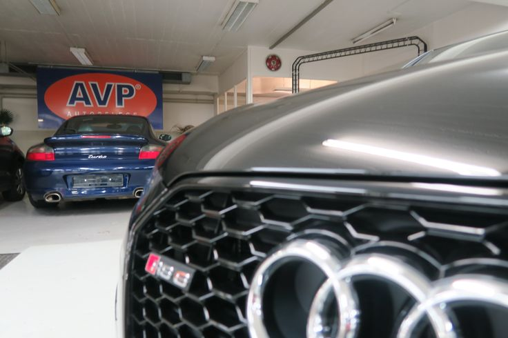 Auch Deutsche Fahrzeuge werden gehegt und gepflegt! www.avp-autopflege.ch