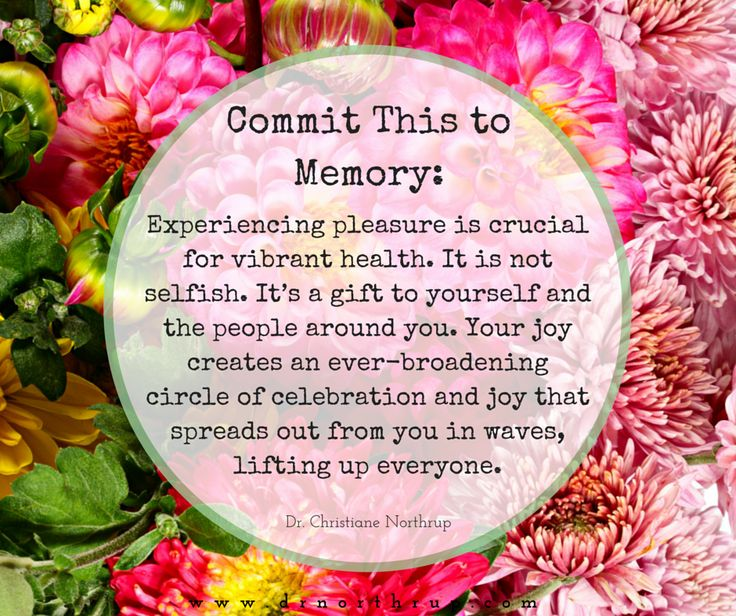 Experiencing pleasure is crucial for vibrant health! #AgelessGoddess