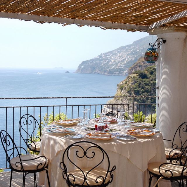 MOST incredible view; Calajanara Restaurant, Amalfi Coast, ItalyOlive Oil, Favorite Places, Dreams, Lunches, Breakfast, Jamie Olive, Amalfi Coast, Travel, Italy